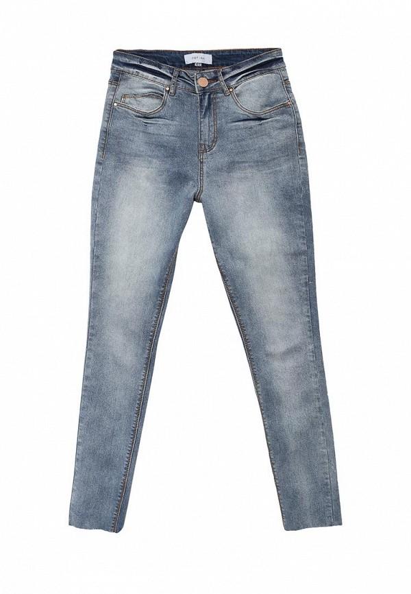 Зауженные джинсы LOST INK. (ЛОСТ ИНК.) SS16LIW1404004501