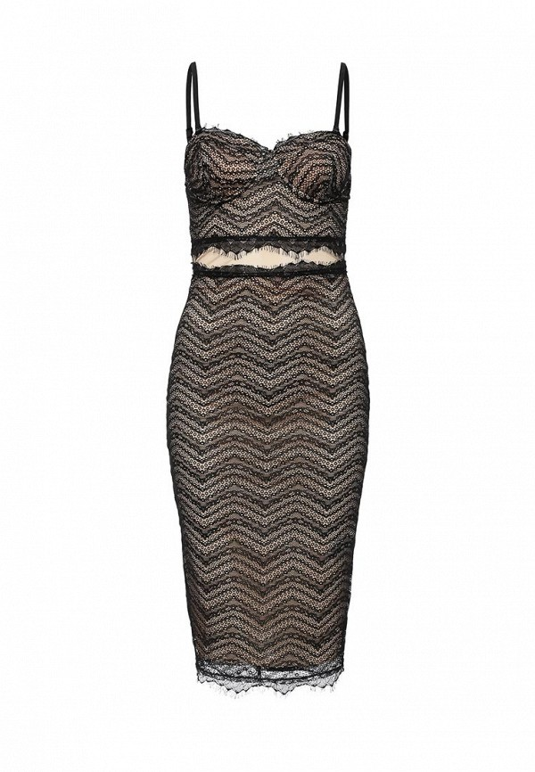 Платье LOST INK JASMEEN LACE BUST CUP DRESS