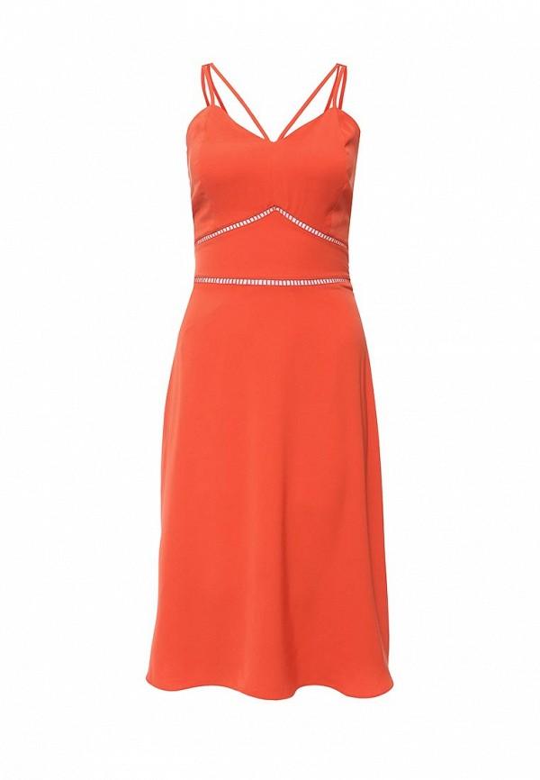 Платье-миди LOST INK. (ЛОСТ ИНК.) SS16LIW1502012301