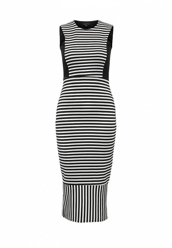 Платье-миди LOST INK. (ЛОСТ ИНК.) SS16LIW1502000801