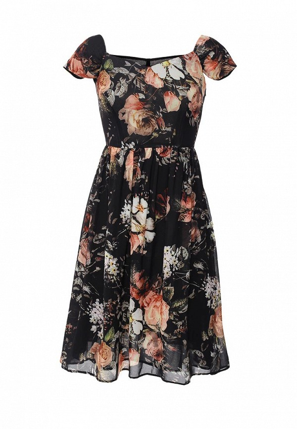 Летнее платье LOST INK. (ЛОСТ ИНК.) SS16LIW1502004801