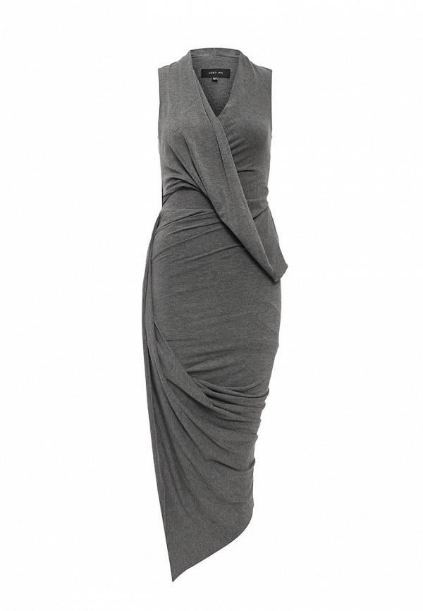 Платье-миди LOST INK. (ЛОСТ ИНК.) SS16LIW1502006701