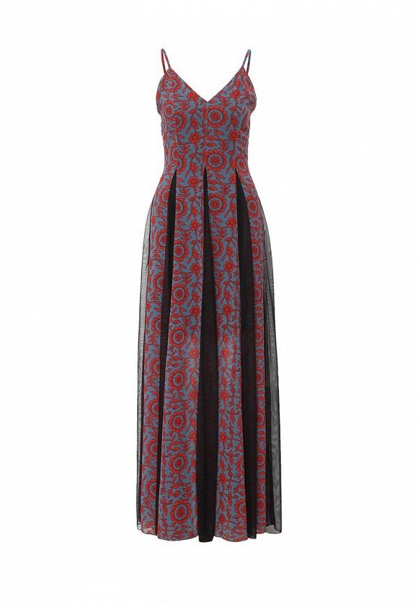 Платье-макси LOST INK. (ЛОСТ ИНК.) SS16LIW1502012101