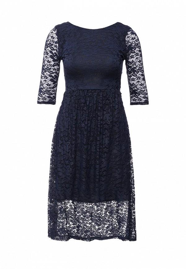 Платье-миди LOST INK. (ЛОСТ ИНК.) SS16LIW1502002401