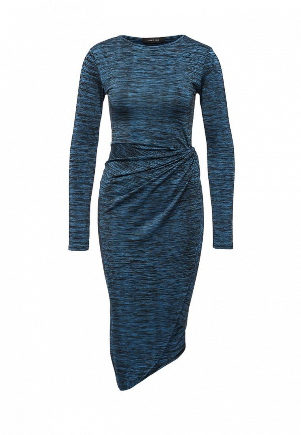 Платье-миди LOST INK. (ЛОСТ ИНК.) SS16LIW1502005301