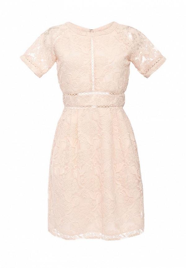 Платье-миди LOST INK. (ЛОСТ ИНК.) SS16LIW1502009101
