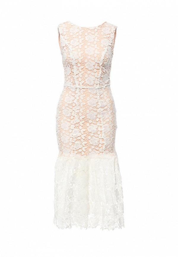 Платье-миди LOST INK. (ЛОСТ ИНК.) SS16LIW1502007501