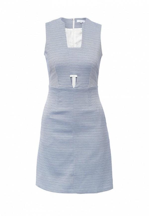 Платье-миди LOST INK. (ЛОСТ ИНК.) SS16LIW1502009801