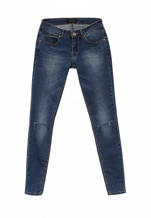 Зауженные джинсы LOST INK. (ЛОСТ ИНК.) SS16LIW1404002401