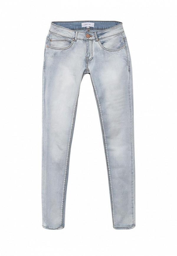 Зауженные джинсы LOST INK. (ЛОСТ ИНК.) SS16LIW1404007701