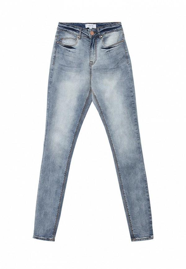 Зауженные джинсы LOST INK. (ЛОСТ ИНК.) SS16LIW1404007801