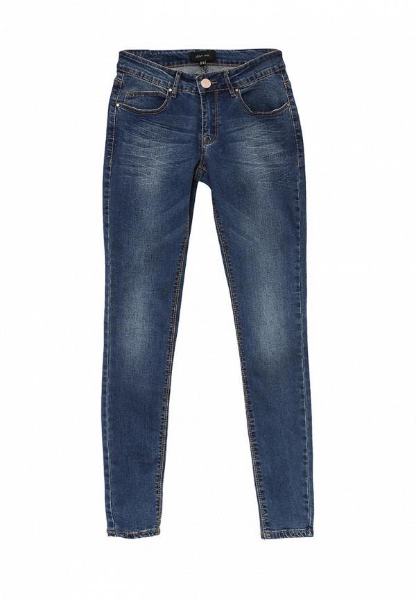 Зауженные джинсы LOST INK. (ЛОСТ ИНК.) SS16LIW1404007901