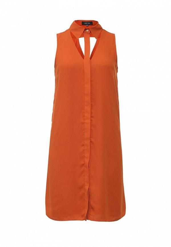 Летнее платье LOST INK. (ЛОСТ ИНК.) SS16LIW1502010601