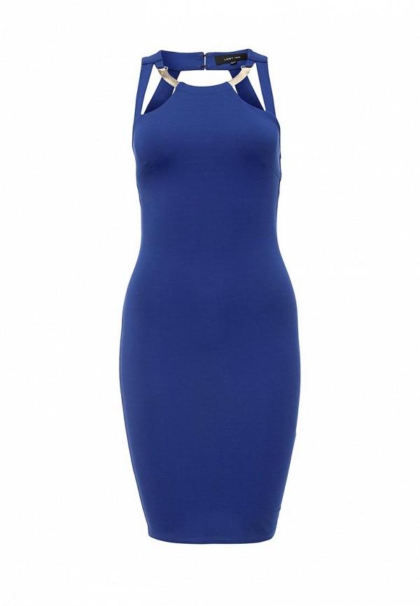 Летнее платье LOST INK. (ЛОСТ ИНК.) SS16LIW1502009601