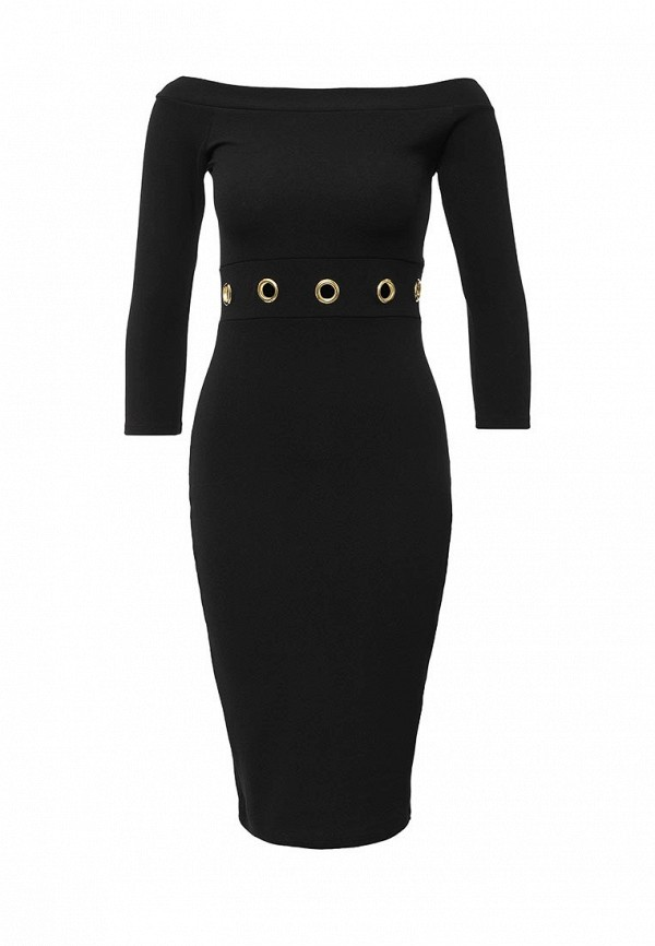 Платье-миди LOST INK. (ЛОСТ ИНК.) SS16LIW1502022601