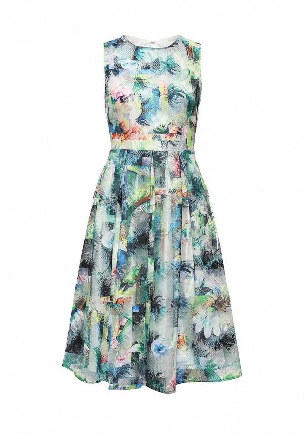 Платье-миди LOST INK. (ЛОСТ ИНК.) SS16LIW1502022001