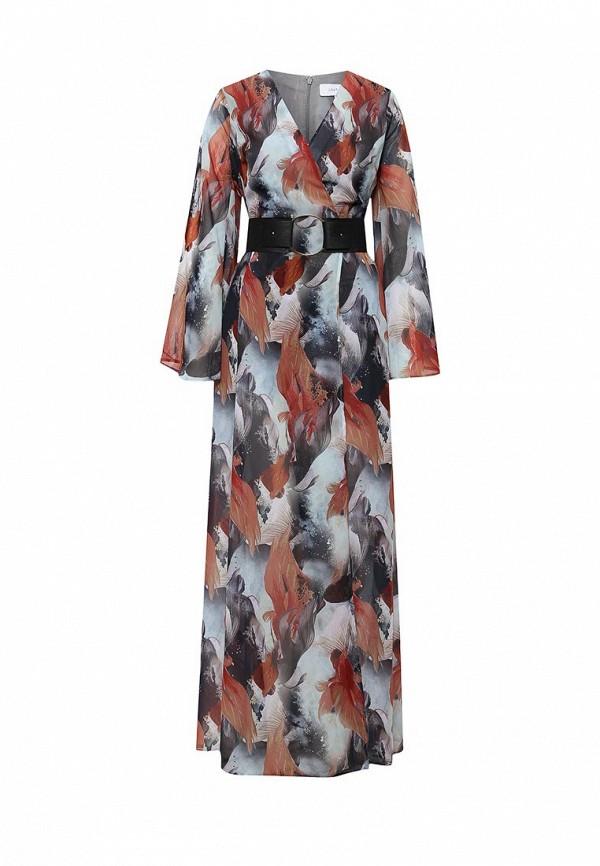 Платье-макси LOST INK. (ЛОСТ ИНК.) SS16LIW1502015901