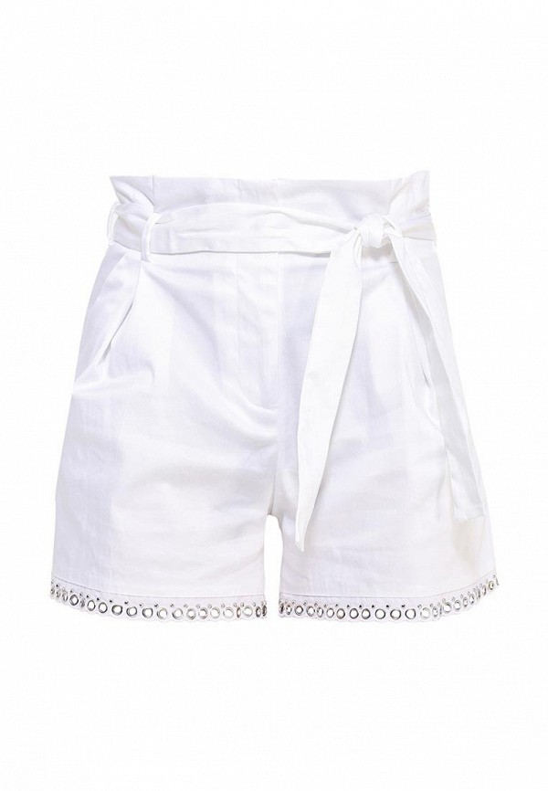Шорты LOST INK EYELET DETAIL TIE FRONT SHORT