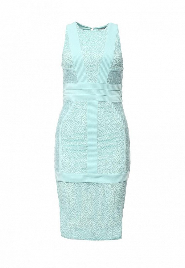 Платье-миди LOST INK. (ЛОСТ ИНК.) SS16LIW1502030001