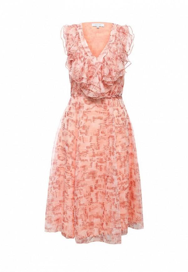 Платье-миди LOST INK. (ЛОСТ ИНК.) SS16LIW1502020901
