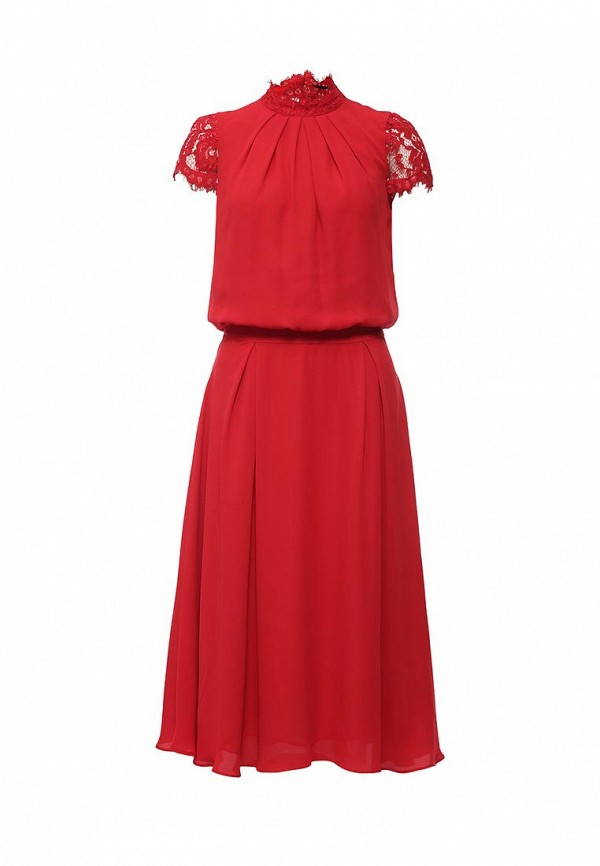 Платье-миди LOST INK. (ЛОСТ ИНК.) SS16LIW1502040701