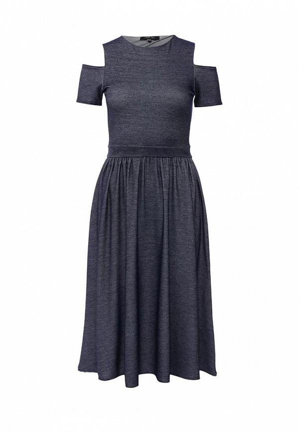 Платье-миди LOST INK. (ЛОСТ ИНК.) SS16LIW1502021001