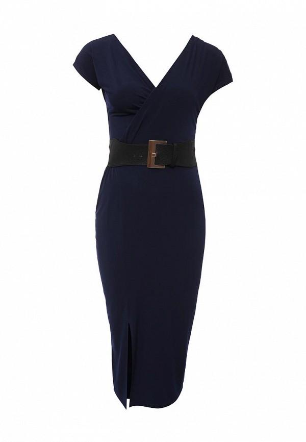 Платье-миди LOST INK. (ЛОСТ ИНК.) SS16LIW1502009701