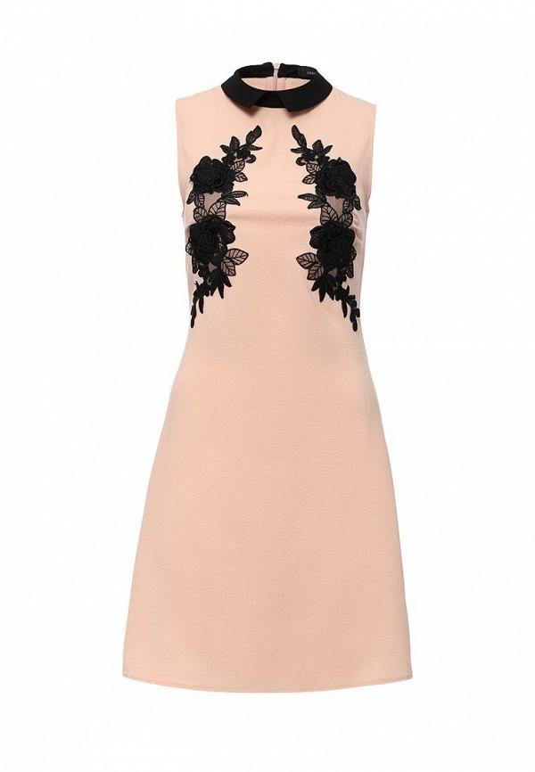 Платье-миди LOST INK. (ЛОСТ ИНК.) SS16LIW1502010801