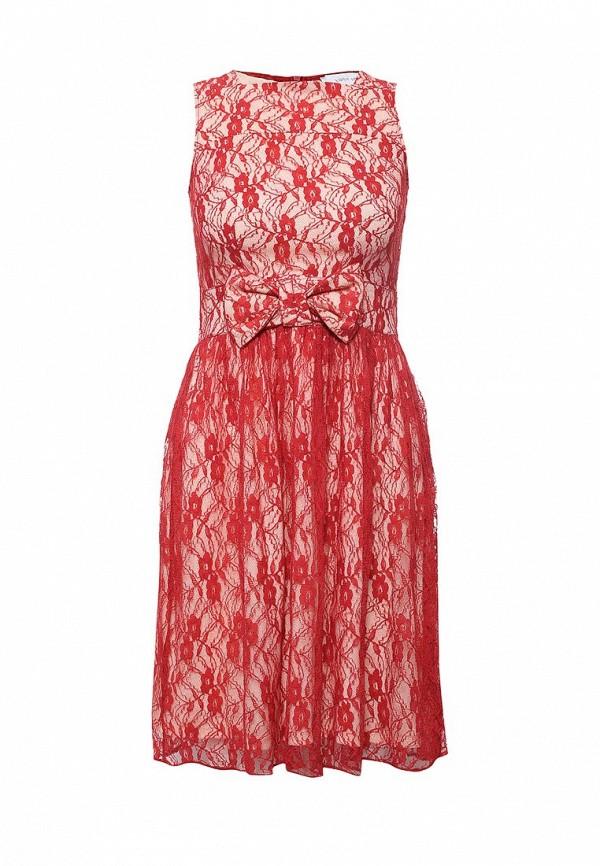 Платье-миди LOST INK. (ЛОСТ ИНК.) SS16LIW1502020401