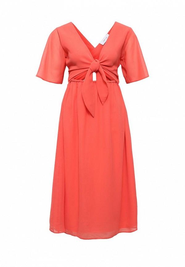Платье-миди LOST INK. (ЛОСТ ИНК.) SS16LIW1502021101