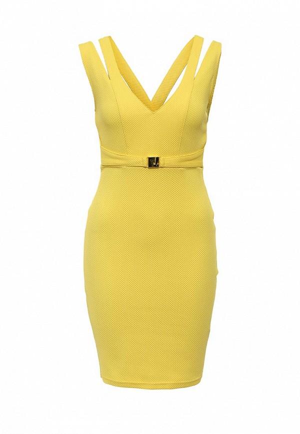 Платье-миди LOST INK. (ЛОСТ ИНК.) SS16LIW1502005801