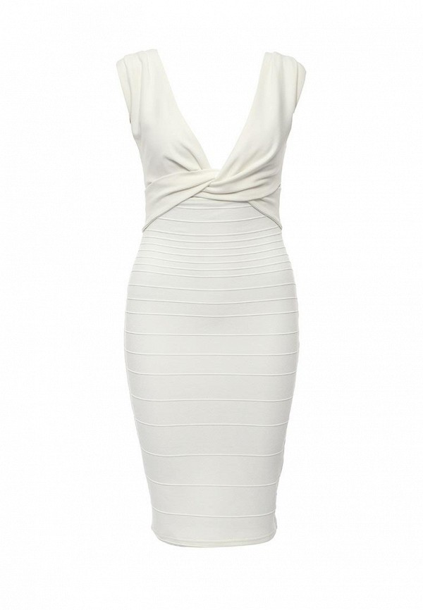Платье-миди LOST INK. (ЛОСТ ИНК.) SS16LIW1502023502