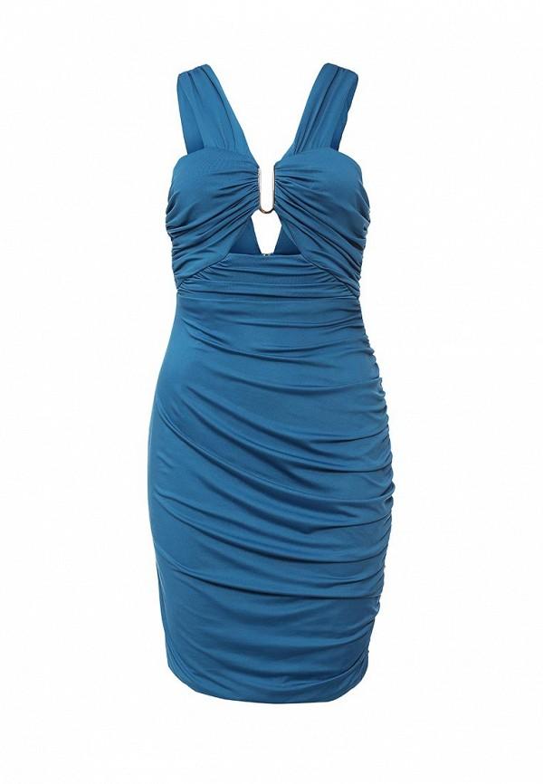 Платье-мини LOST INK. (ЛОСТ ИНК.) SS16LIW1502012801