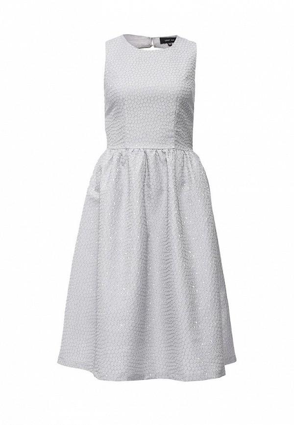 Платье-миди LOST INK. (ЛОСТ ИНК.) SS16LIW1502015401