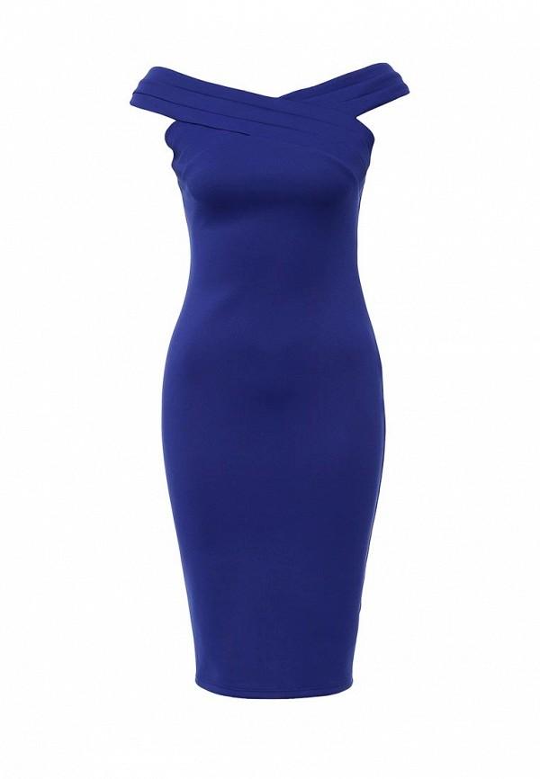 Платье-миди LOST INK. (ЛОСТ ИНК.) SS16LIW1502000101