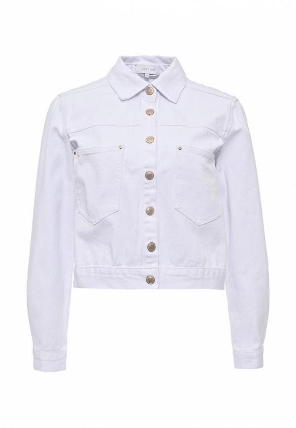 Джинсовая куртка LOST INK. (ЛОСТ ИНК.) SS16LIW2006007501