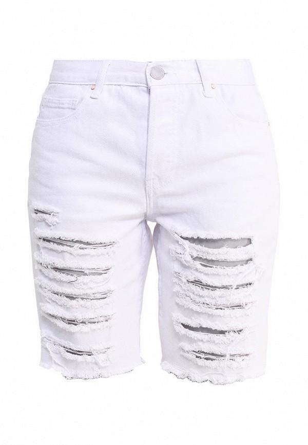 Женские джинсовые шорты LOST INK. (ЛОСТ ИНК.) SS16LIW1408006701