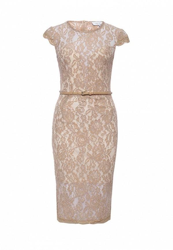 Платье-миди LOST INK. (ЛОСТ ИНК.) SS16LIW1502041101