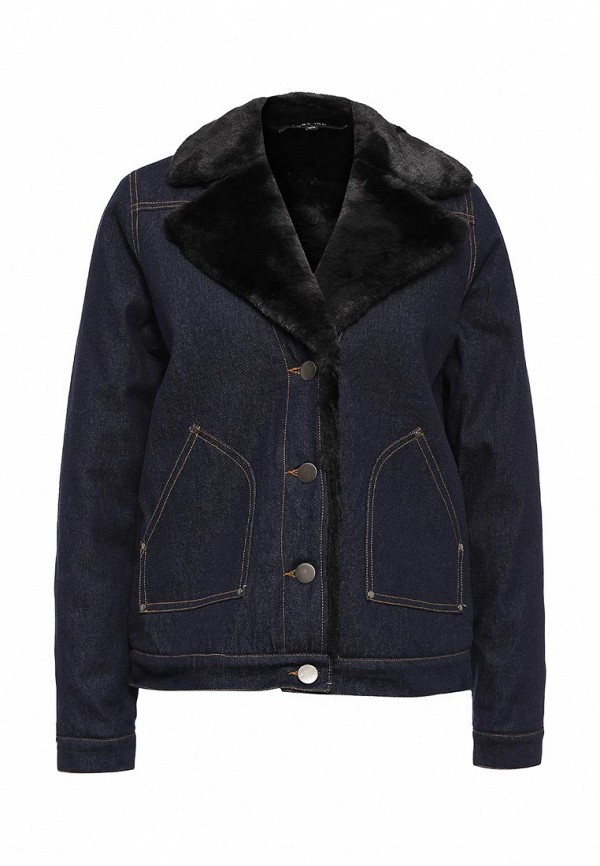 Джинсовая куртка LOST INK. (ЛОСТ ИНК.) FW16LIW2006003001