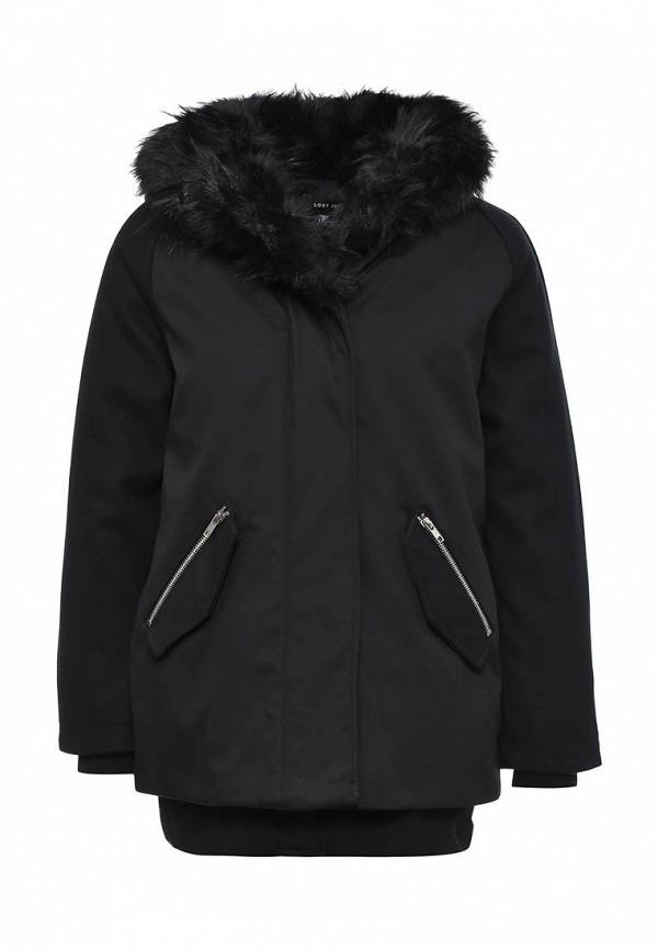 Утепленная куртка LOST INK. (ЛОСТ ИНК.) FW16LIW2006008101