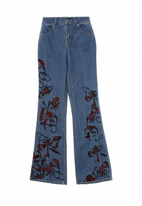 Широкие и расклешенные джинсы LOST INK. (ЛОСТ ИНК.) FW16LIW1404006101