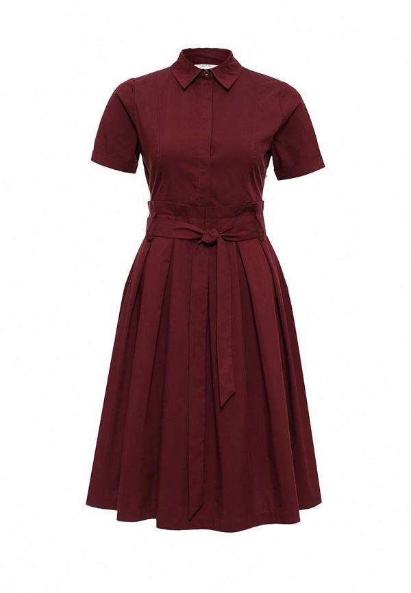 Платье-миди LOST INK. (ЛОСТ ИНК.) FW16LIW1502002601