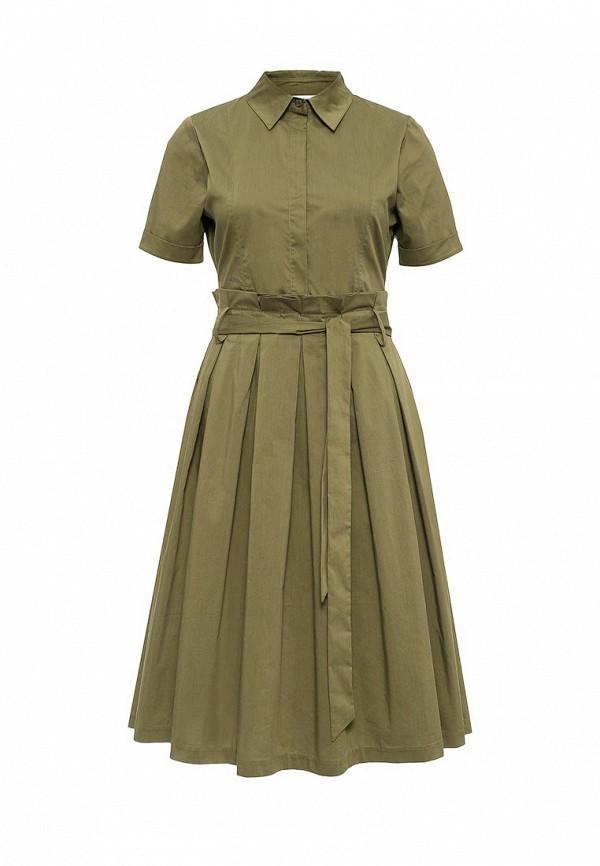 Платье-миди LOST INK. (ЛОСТ ИНК.) FW16LIW1502002602