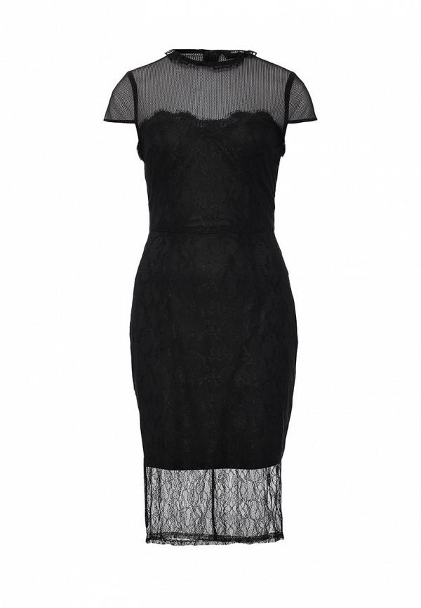 Платье-миди LOST INK. (ЛОСТ ИНК.) FW16LIW1502003301