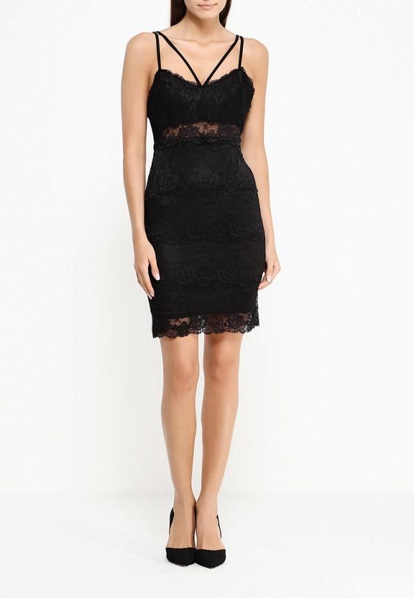 Платье-мини LOST INK. (ЛОСТ ИНК.) FW16LIW1502005201