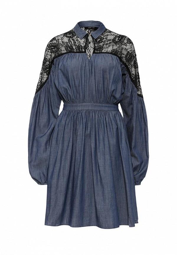 Платье-миди LOST INK. (ЛОСТ ИНК.) FW16LIW1502006201
