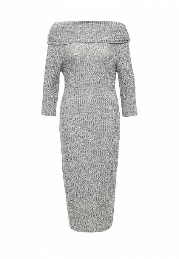 Вязаное платье LOST INK. (ЛОСТ ИНК.) FW16LIW1502006401