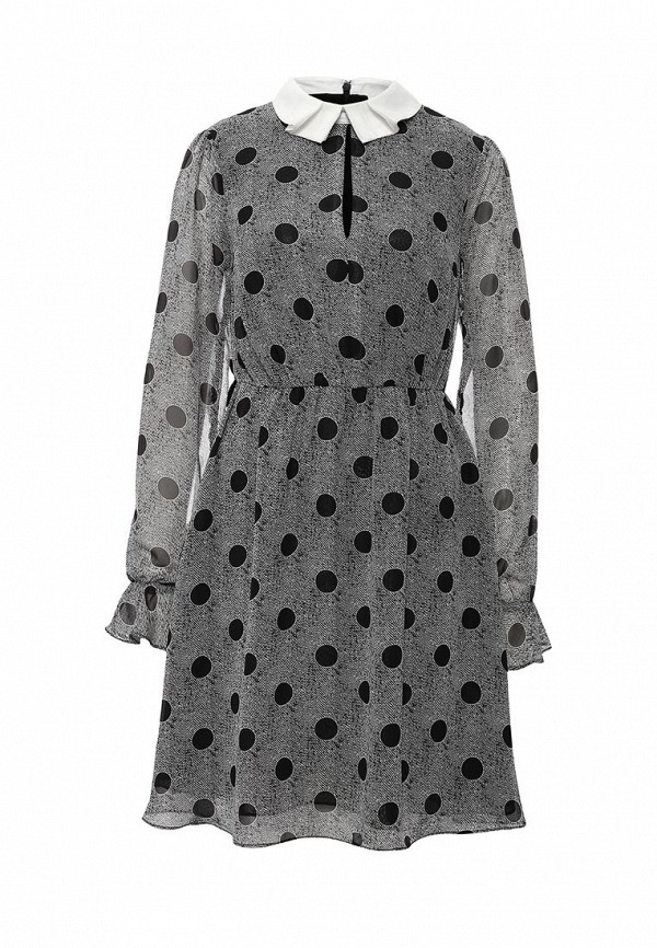 Платье-миди LOST INK. (ЛОСТ ИНК.) FW16LIW1502008201
