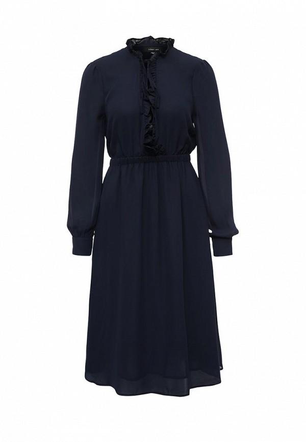 Платье-миди LOST INK. (ЛОСТ ИНК.) FW16LIW1502013701