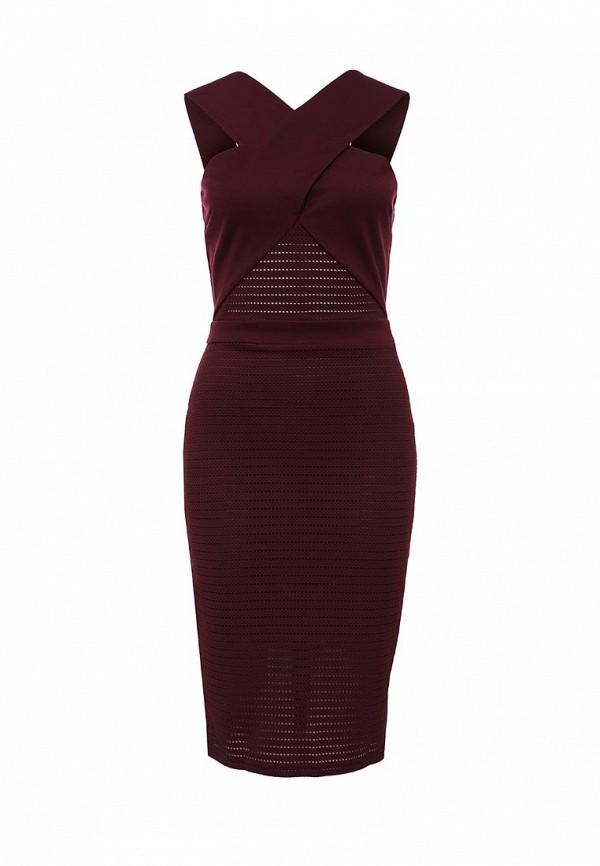 Платье-миди LOST INK. (ЛОСТ ИНК.) FW16LIW1502017601